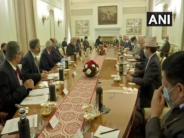 The sixth India-Nepal Joint Commission meeting