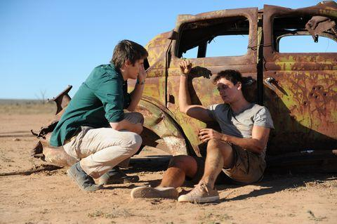 Kyle and Casey Home and Away
