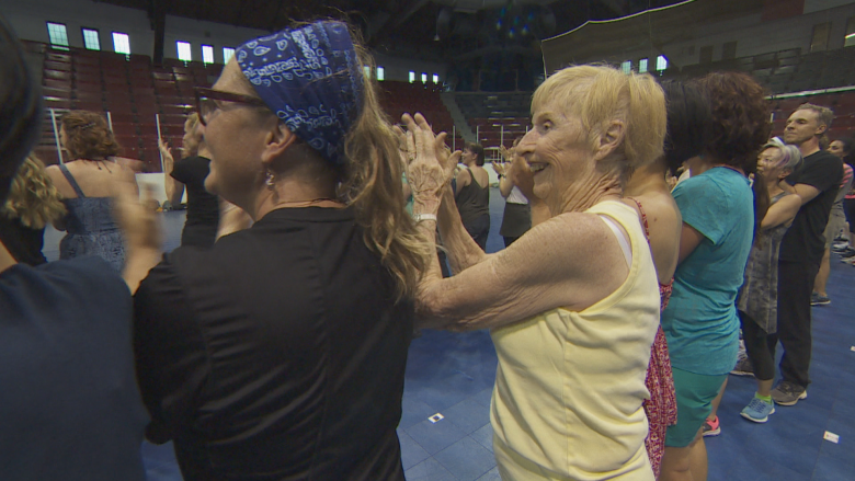 New Luminato event brings hundreds of local dancers to Nathan Phillips Square