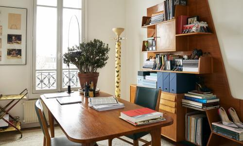 Heart and sole: a shoe designer's Paris home