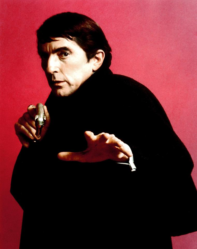 "<a href=""http://tv.yahoo.com/jonathan-frid/contributor/412862"">Jonathan Frid</a> of the TV series ""Dark Shadows"" died on April 13 at the age of 87. The actor, who portrayed vampire Barnabas Collins in the cult classic, died at a hospital after suffering a fall in his home outside Toronto. Last year Frid filmed a cameo in the upcoming big-screen adaption of ""Dark Shadows"" starring Johnny Depp."