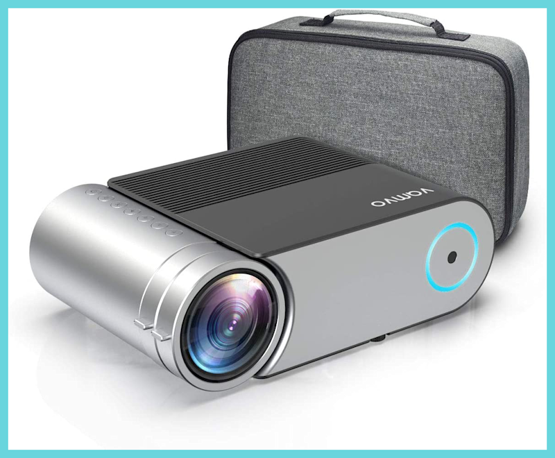 Get the Vanvo Mini Projector for just $146. (Photo: Vanvo)