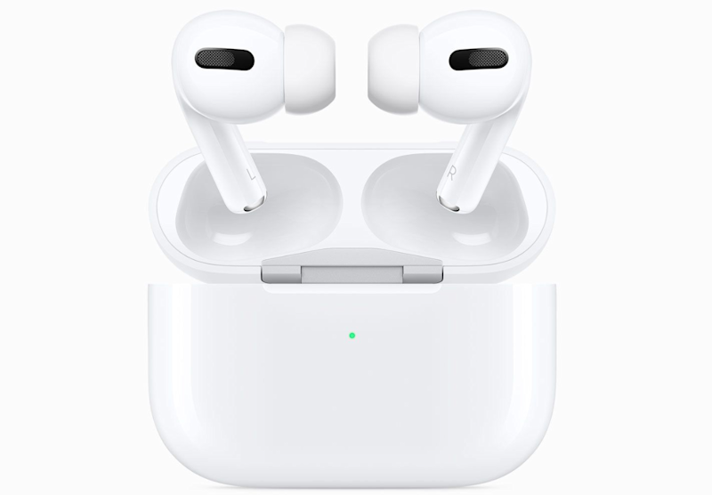 Each pod will have the addition of silicone ear tips that offer a better seal. (PHOTO: Apple)