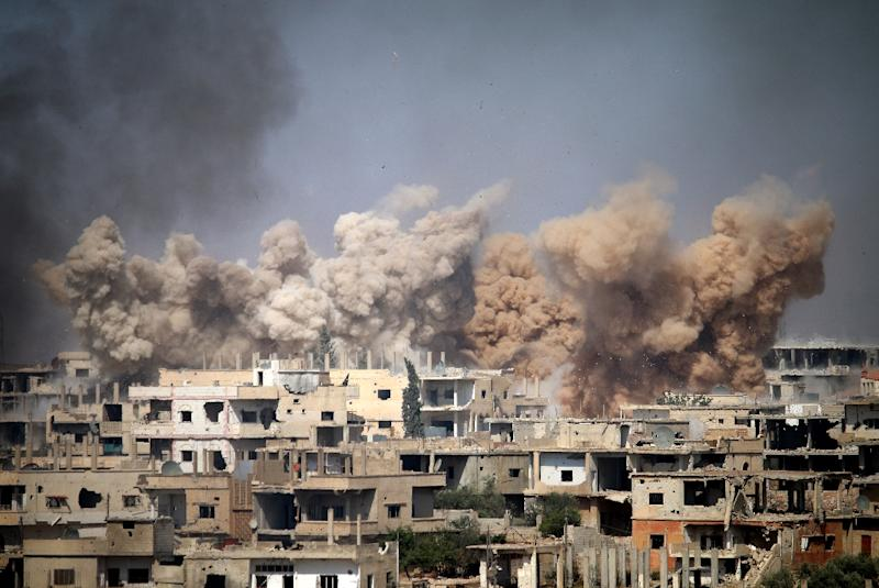 Syria's war has killed more than 320,000 people