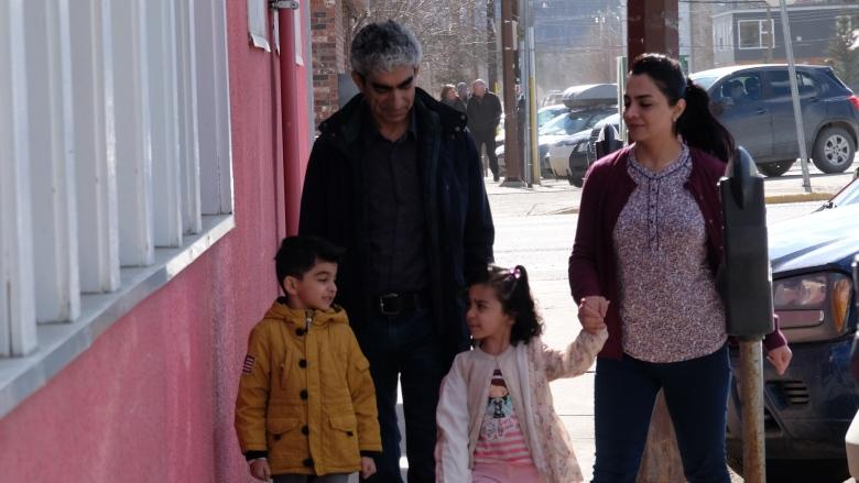 Syrian refugees leave Yukon in search of greener pastures