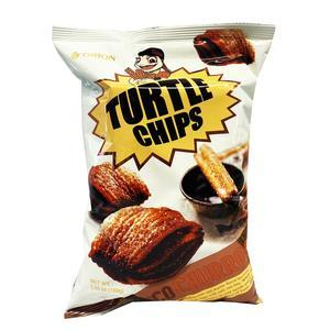 Orion Turtle Chips Choco Churro