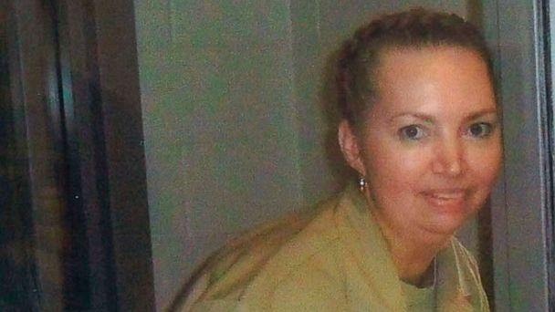 PHOTO: This undated image provided by Attorneys for Lisa Montgomery shows Lisa Montgomery, who is scheduled to be executed by lethal injection on Dec. 8, 2020, at the Federal Correctional Complex in Terre Haute, Ind. (Attorneys for Lisa Montgomery via AP)