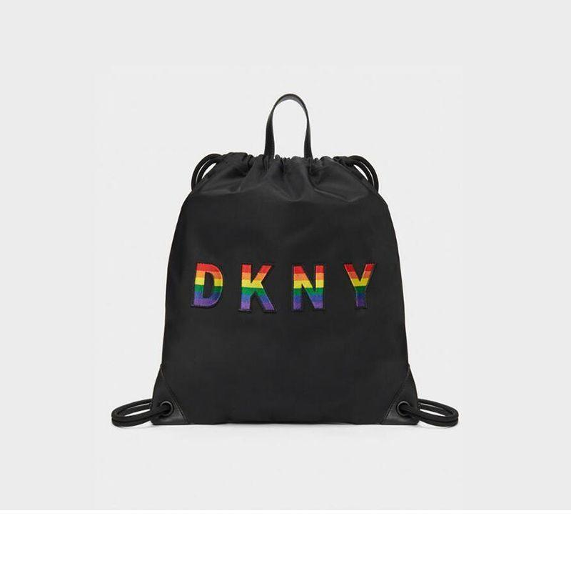 """<p><strong>DKNY</strong></p><p>donnakaran.com</p><p><strong>$89.00</strong></p><p><a href=""""https://go.redirectingat.com?id=74968X1596630&url=https%3A%2F%2Fwww.donnakaran.com%2Fproduct%2Fpride%2Bdrawstring%2Bbackpack.do%3Fsortby%3DourPicks%26from%3DSearch%26selectedOption%3D566109&sref=https%3A%2F%2Fwww.esquire.com%2Fstyle%2Fmens-fashion%2Fg33003059%2Flgbtq-pride-brands-products-to-buy-support%2F"""" rel=""""nofollow noopener"""" target=""""_blank"""" data-ylk=""""slk:Buy"""" class=""""link rapid-noclick-resp"""">Buy</a></p><p>DKNY partnered with the <a href=""""https://hmi.org/"""" rel=""""nofollow noopener"""" target=""""_blank"""" data-ylk=""""slk:Hetrick-Martin Institute"""" class=""""link rapid-noclick-resp"""">Hetrick-Martin Institute</a>. </p>"""