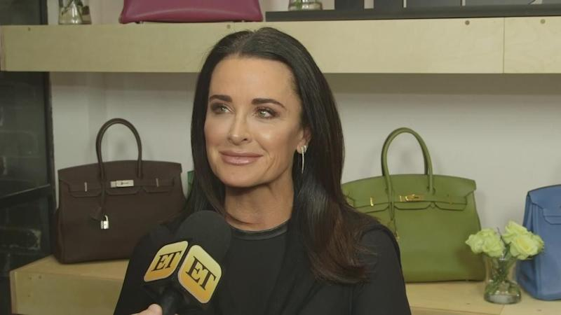 2d64cbc7faa Kyle Richards Addresses Lisa Vanderpump Skipping Out On Ing
