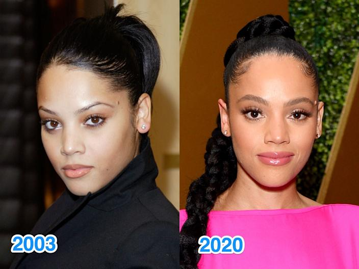 bianca lawson then and now