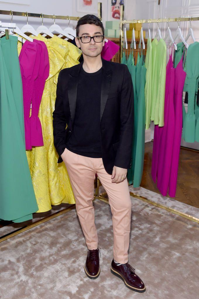 """<p>Project Runway star <a href=""""https://www.instagram.com/p/B99kwWyH2Il/"""" rel=""""nofollow noopener"""" target=""""_blank"""" data-ylk=""""slk:Christian Siriano offered up his sewing team"""" class=""""link rapid-noclick-resp"""">Christian Siriano offered up his sewing team</a> to New York Governor Andrew M. Cuomo earlier this week, and now they are successfully manufacturing medical masks for health care workers in the US. </p><p>'If we need masks my team can make them! I have sewers and pattern makers ready to help working from home we just need all the information on how to help.' The designer Tweeted to the politician.</p>"""