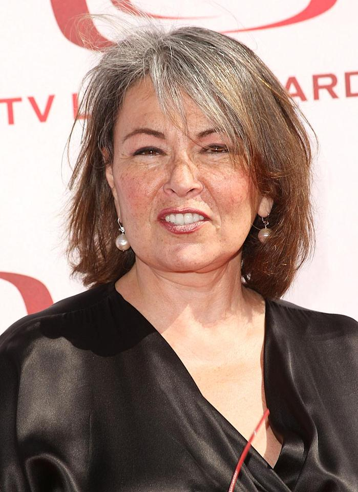 "In 2008, Roseanne told the British newspaper <i>The Guardian</i>, ""Every time I had a break I would have surgery -- I think just to get away from him, and then when I came back there'd be nurses in the house, and I wouldn't be alone with him."" The avoidance tactics included a nose job, breast reduction, and tummy tuck. Jason Merritt/<a href=""http://filmmagic.com/"" target=""new"">FilmMagic.com</a> - June 8, 2008"