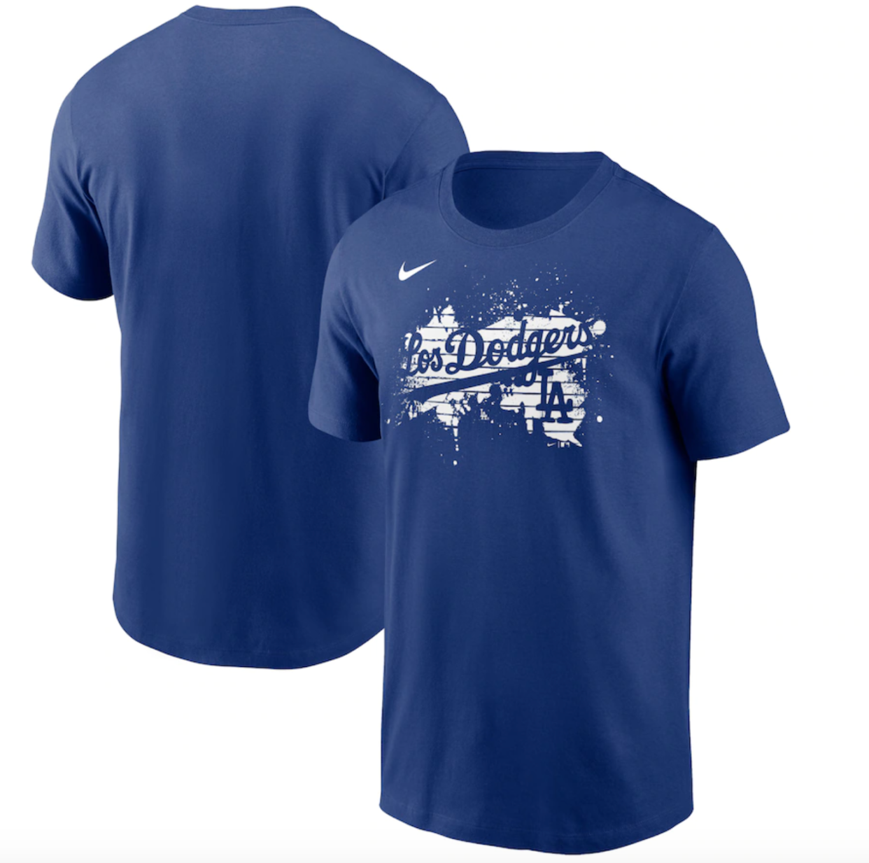 Dodgers Nike 2021 City Connect Graphic T-Shirt