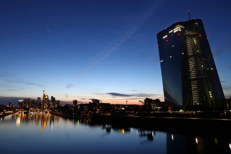 Already pumping cash at record pace, ECB under pressure to act again