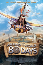 "<p>Disney's <em>Around the World in 80 Days</em> didn't seem to spark the imagination of moviegoers. With a <a href=""https://www.boxofficemojo.com/release/rl2923595265/"" rel=""nofollow noopener"" target=""_blank"" data-ylk=""slk:budget of $110 million"" class=""link rapid-noclick-resp"">budget of $110 million</a>, the film only grossed <a href=""https://www.boxofficemojo.com/release/rl2923595265/"" rel=""nofollow noopener"" target=""_blank"" data-ylk=""slk:$72 million worldwide"" class=""link rapid-noclick-resp"">$72 million worldwide</a>.</p>"