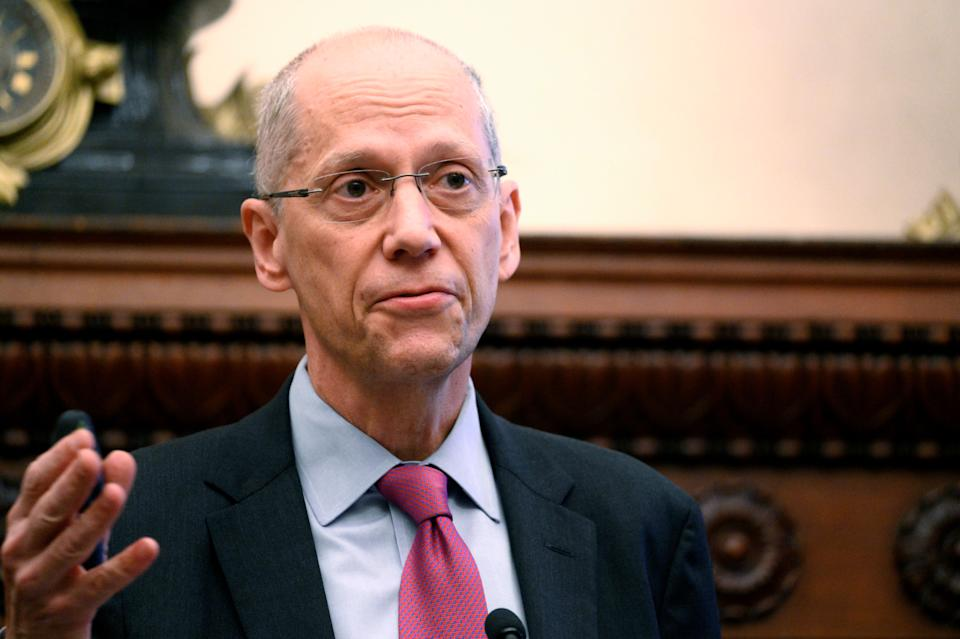 Dr. Thomas Farley, former health commissioner of Philadelphia, was forced to resign effective immediately on Thursday. (Photo: NurPhoto via Getty Images)
