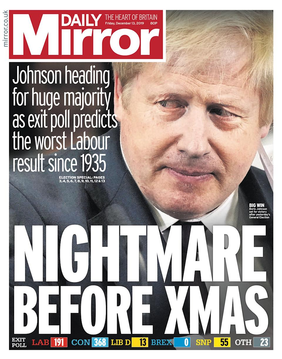 (Picture: Daily Mirror/Twitter)