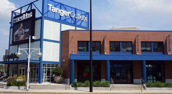 20 Short-Squeeze Stocks: Tanger Factory Outlet Centers (SKT)