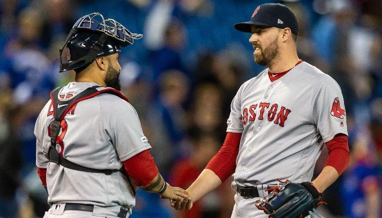 JD Goes Deep Twice, Sox Win 13-2