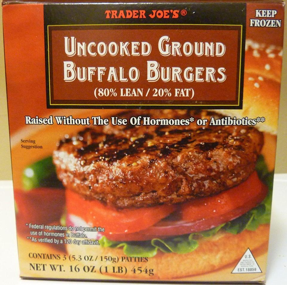 """<p>Yule noted that while these burgers certainly aren't the worst things you can eat, they aren't necessarily the best. """"I like that this is a minimally processed product (the only ingredient is ground bison); it is not an ultra-processed food,"""" she says. """"Also, this burger offers a lot of high-quality protein and it is a good source of bioavailable iron.""""</p><p>But it's not perfect: """"This burger isn't a good choice if you are looking to lower your saturated fat intake, as it contains 16 grams per burger. It is also quite high in calories, at 370 calories per burger. I tend to prefer and recommend leaner red meats, as they are lower in both calories and saturated fat."""" </p>"""