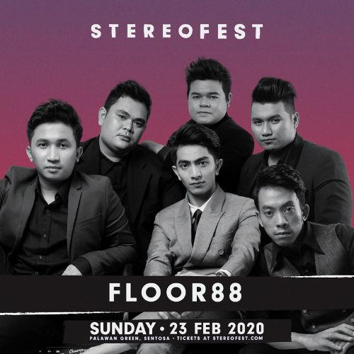 Malaysia also presents Floor 88 on the last day of the festival!