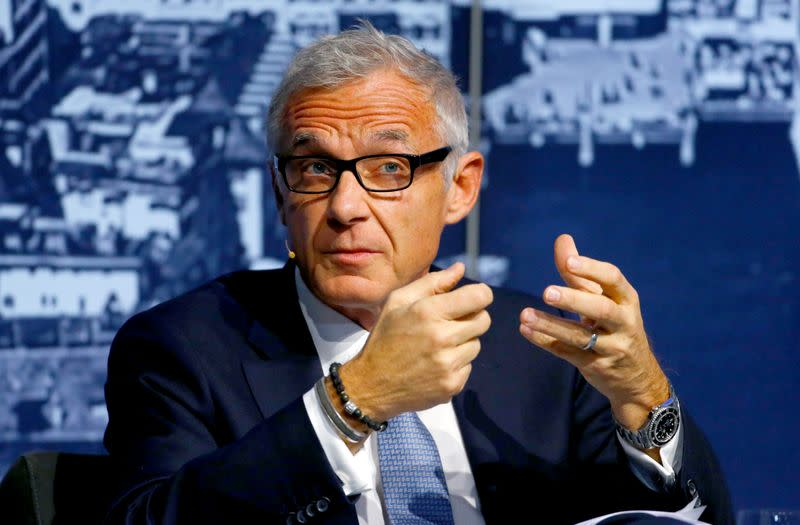 Credit Suisse eyes cooperation with insurers - Rohner