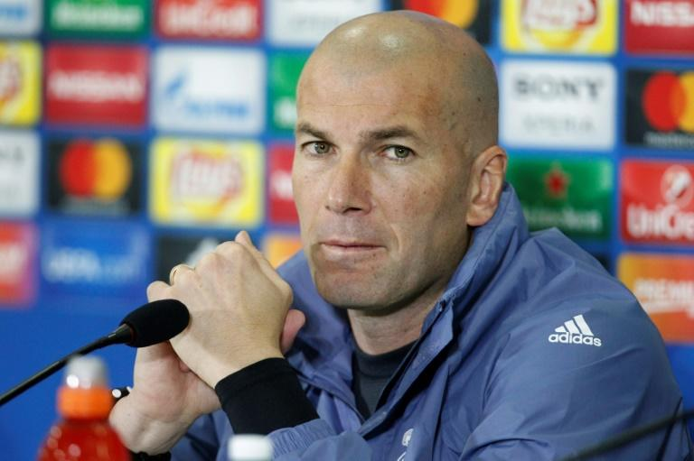 Real Madrid don't need help from referees in order to win, says Zinedine Zidane