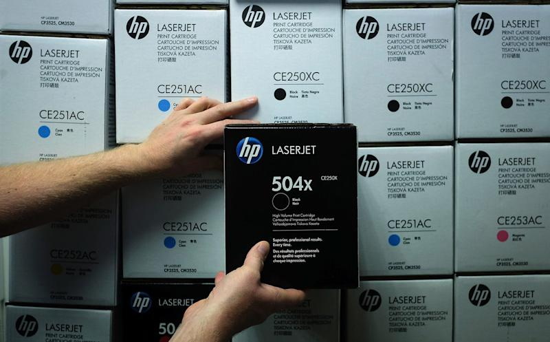 HP Says It May Cut 5,000 Jobs by 2019, More Than Planned