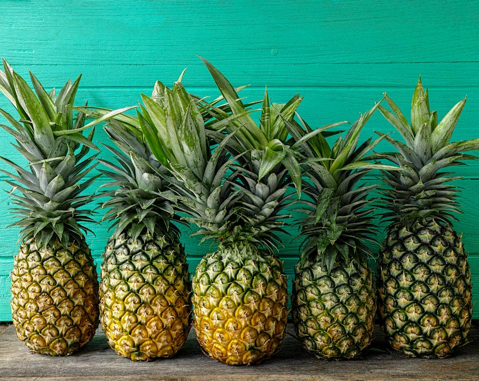 Pineapples and other symbols are offering hope and connection between women suffering pregnancy complications. (Photo: Getty Images)