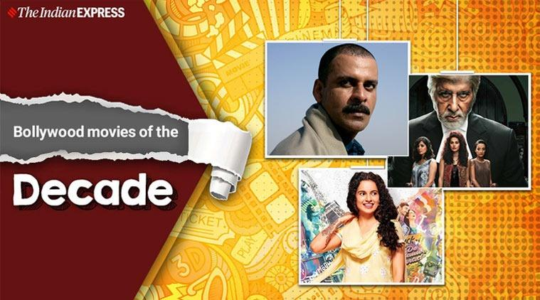 Bollywood movies of the Decade