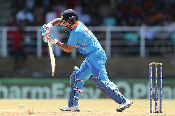 Rishabh Pant has to continue proving himself in the 50-over format