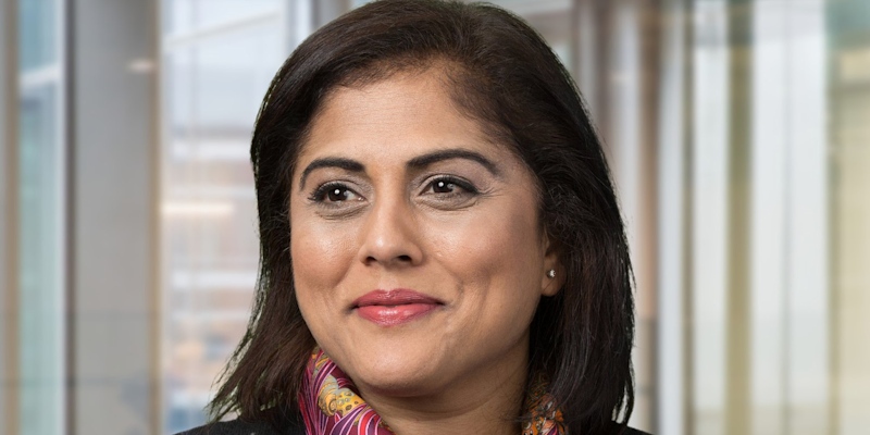 26) Bina Mehta, partner, KPMG. Photo: KPMG