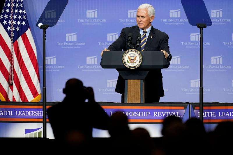 Top Advisor to Mike Pence Tests Positive for Coronavirus, Vice President to Maintain Travel Schedule