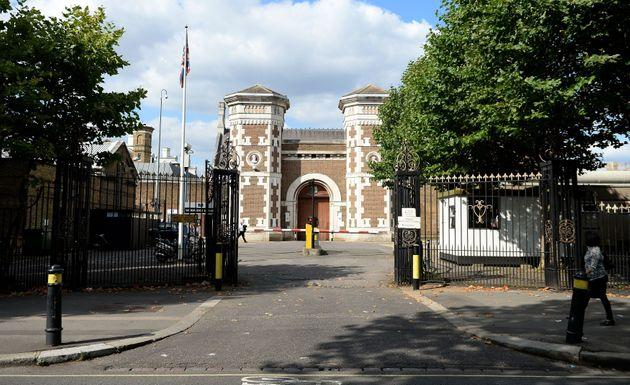 Brady came into contact with young boys at Wormwood Scrubs prison