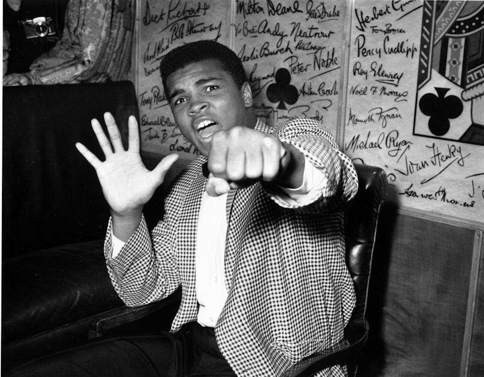Louisville resident Muhammad Ali would have been Breonna Taylor's advocate, say neighbours (Getty Images)