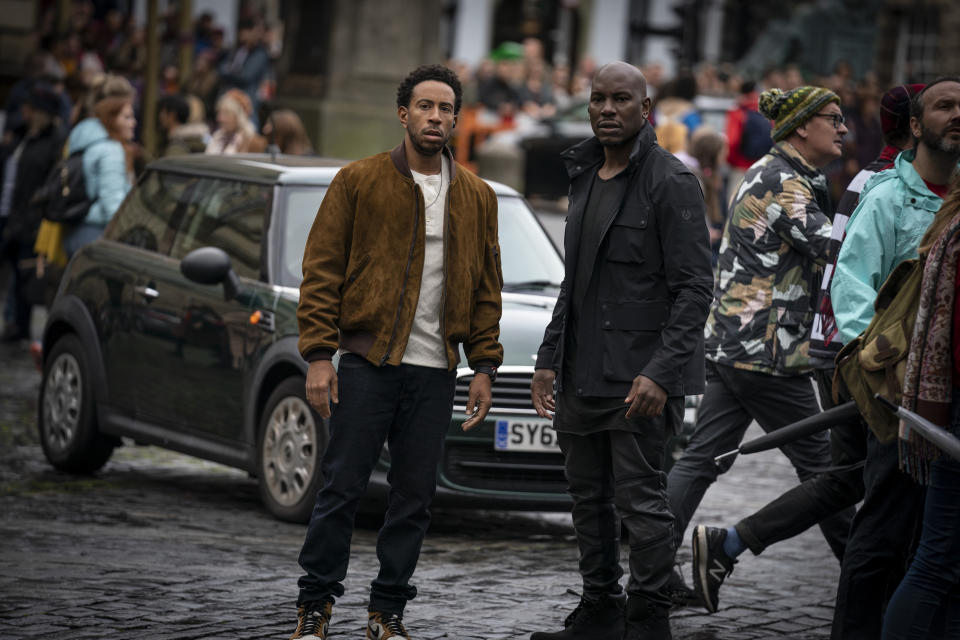 A still from Fast & Furious 9 (Universal Pictures)