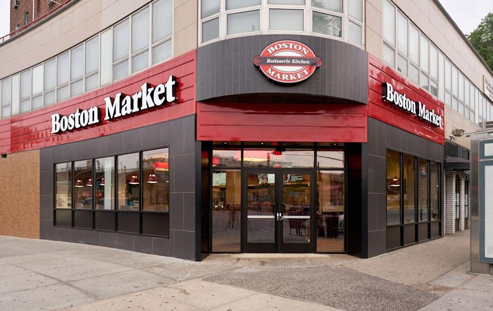 """<p>Not only can you get Boston Market on Easter, you can also get their <a href=""""https://bostonmarket.com/holiday-meal-catering-and-delivery/heat-serve-to-go/"""" rel=""""nofollow noopener"""" target=""""_blank"""" data-ylk=""""slk:holiday catering spread"""" class=""""link rapid-noclick-resp"""">holiday catering spread</a>. </p>"""