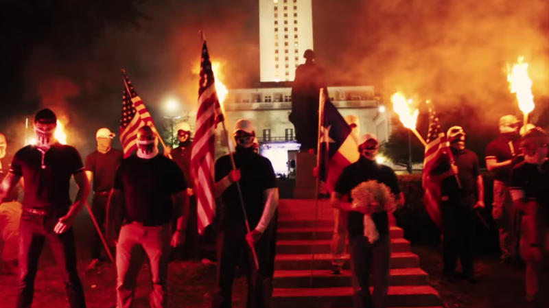 White Supremacists Are Targeting College Students 'Like Never Before'