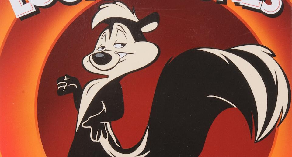 Pepe Le Pew won't appear in the Space Jam sequel. (Getty)