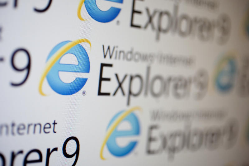 Microsoft Releases Faster Explorer Suited To Web Applications