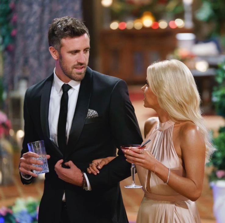 Despite seeming to have a connection with Sophie from the beginning, Luke was booted off The Bachelorette last night. Source: Channel 10