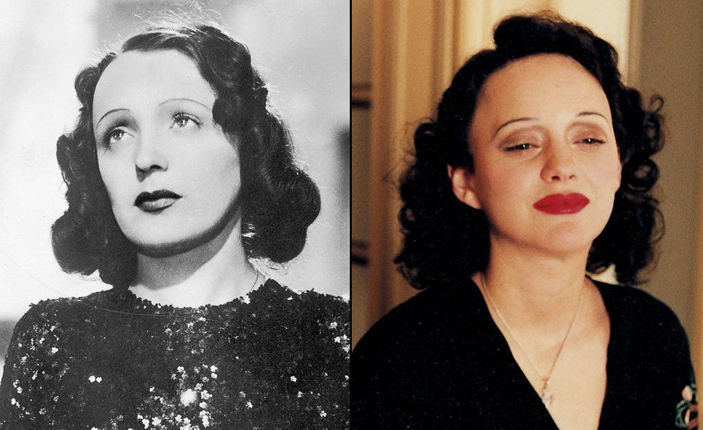 """EDITH PIAF -- Troubled Chanteuse  Played by: <a href=""""http://movies.yahoo.com/movie/1800277300/info"""">Marion Cotillard</a> in <a href=""""http://movies.yahoo.com/movie/1809698390/info"""">La Vie En Rose</a> (2007)    Cotillard was lavished with praise for her masterful work in """"La Vie En Rose."""" She was not only the first woman to win both a Cesar (France's top movie prize) and an Oscar for the same role, but she's also the first actress to win an Academy Award for a foreign language performance since <a href=""""http://movies.yahoo.com/movie/contributor/1800018204"""">Sophia Loren</a>'s win in 1961 for """"<a href=""""http://movies.yahoo.com/movie/1800130585/info"""">Two Women</a>."""""""