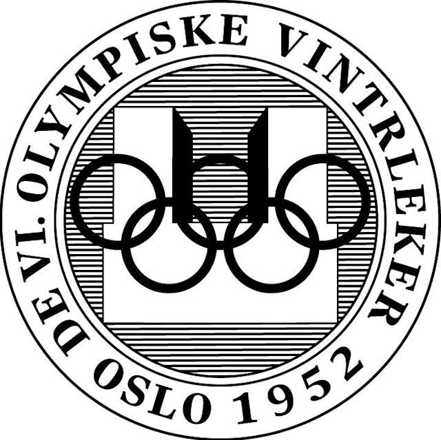 <p>Oslo Winter Games in 1952 in Norway. (IOC)</p>