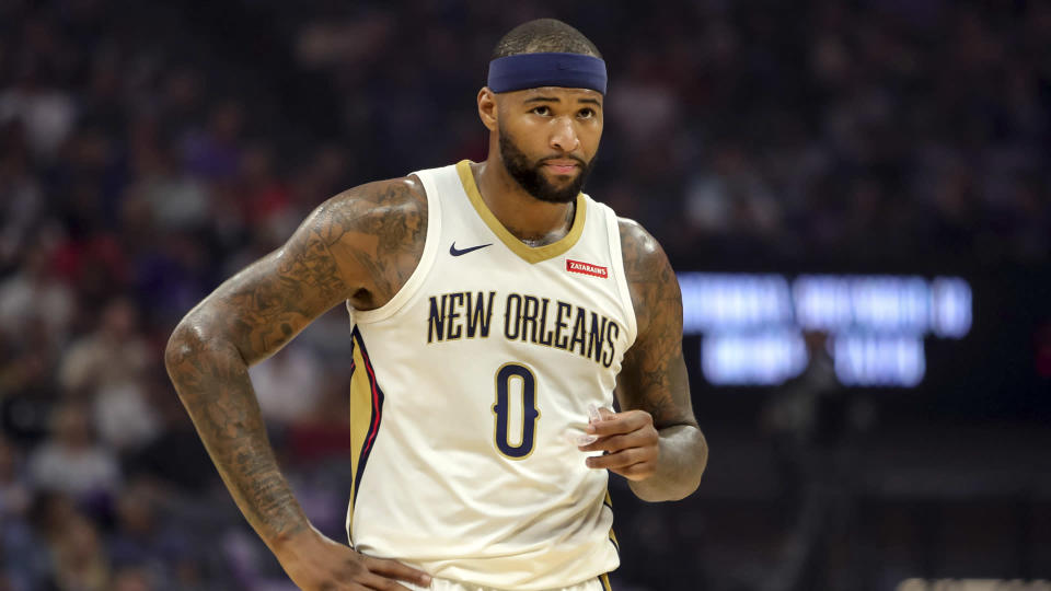 A number of factors could shape DeMarcus Cousins' free agency. (AP)