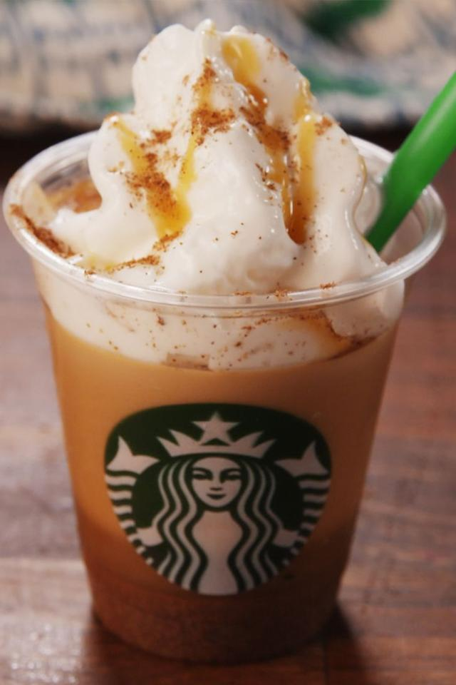 """<p>'Tis the season to embrace being basic with a delicious PSL-inspired cocktail. These are made with coffee, Kahlúa, gelatin, whipped cream, and pumpkin pie spice for that perfect autumn buzz. </p><p>Get the recipe from <a href=""""https://www.delish.com/cooking/recipe-ideas/recipes/a54717/pumpkin-spice-jell-o-shots-recipe/"""" target=""""_blank"""">Delish</a>. </p>"""