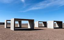 """<p>Artists in search of a solitary life started to move to <a href=""""http://www.travelandleisure.com/slideshows/americas-coolest-desert-towns/5"""" rel=""""nofollow noopener"""" target=""""_blank"""" data-ylk=""""slk:Marfa"""" class=""""link rapid-noclick-resp"""">Marfa</a> in the 1970s. Today, the population hovers at a modest 1,800, but there's enough art, food, and quirk to entertain. El Cosmico offers glamping at its best and plenty of communal spaces. What draws tourists to drive at least three hours from the closest airport to these West Texas flatlands are the <a href=""""http://www.travelandleisure.com/articles/art-oasis"""" rel=""""nofollow noopener"""" target=""""_blank"""" data-ylk=""""slk:progressive galleries"""" class=""""link rapid-noclick-resp"""">progressive galleries</a>, mystifying <a href=""""http://www.travelandleisure.com/slideshows/16-spellbinding-light-phenomena-from-across-the-planet/9"""" rel=""""nofollow noopener"""" target=""""_blank"""" data-ylk=""""slk:desert skies"""" class=""""link rapid-noclick-resp"""">desert skies</a>, and <a href=""""http://www.travelandleisure.com/articles/marfa-texas-inspired-beauty-products?iid=sr-link2"""" rel=""""nofollow noopener"""" target=""""_blank"""" data-ylk=""""slk:artisans"""" class=""""link rapid-noclick-resp"""">artisans</a> that liven up what could otherwise be a ghost town.</p>"""