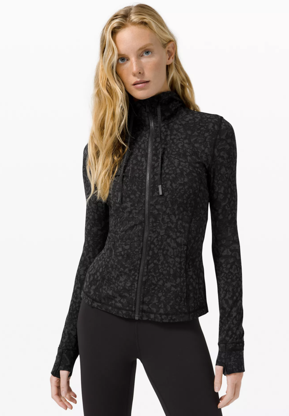 Hooded Define Jacket Nulu - Lululemon, $99 (originally $138)