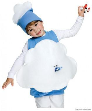 "<div class=""caption-credit""> Photo by: © Gabrielle Revere</div><div class=""caption-title"">Fluffly Blue Cloud Costume</div><p> <b>All you need is:</b> an over-size pale-blue sweatshirt, white felt, batting, string, a large needle, small toy airplane or helicopter (make sure it's age-appropriate), fabric glue <br> </p> <p> This is a heaven-sent get-up for a boy or a girl. You may already have the starting pieces for this costume -- a sweatshirt, coordinating sweatpants, and a long-sleeve plain tee. The fluffy effect of the cloud is surprisingly easy to achieve with batting. </p> <p> <a href=""http://www.parenting.com/article/Child/Activities/Fluffy-Blue-Cloud-Costume?src=syn&dom=shine"" rel=""nofollow noopener"" target=""_blank"" data-ylk=""slk:Learn how to make it!"" class=""link rapid-noclick-resp"">Learn how to make it!</a> <br> <a href=""http://www.parenting.com/halloween?src=syn&dom=shine"" rel=""nofollow noopener"" target=""_blank"" data-ylk=""slk:Visit Halloween Central"" class=""link rapid-noclick-resp"">Visit Halloween Central</a> </p>"