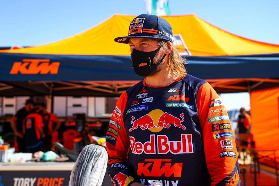 "#3 Red Bull KTM Factory Racing: Toby Price<span class=""copyright"">A.S.O. </span>"