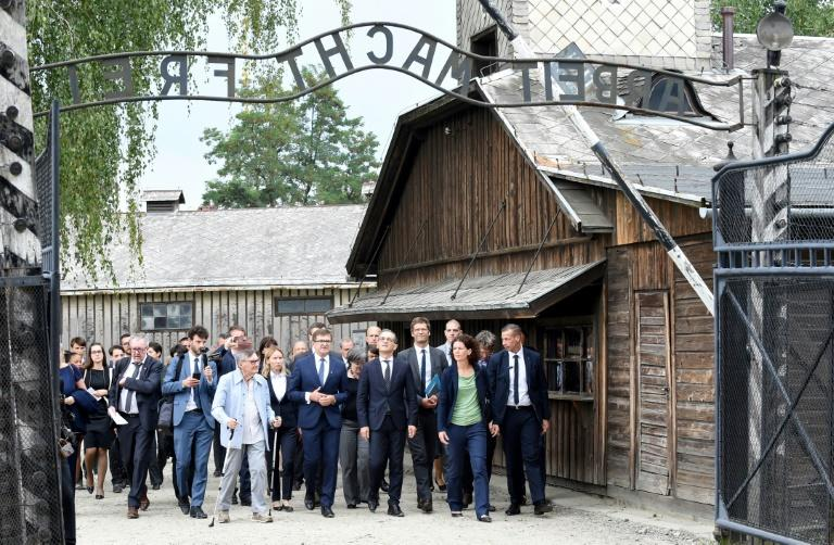 Nazi Germany set up a number of concentration and death camps in occupied Poland, including the notorious Auschwitz camp, making it the epicentre of the Holocaust. German Foreign Minister Heiko Maas visited Auschwitz in August 2018